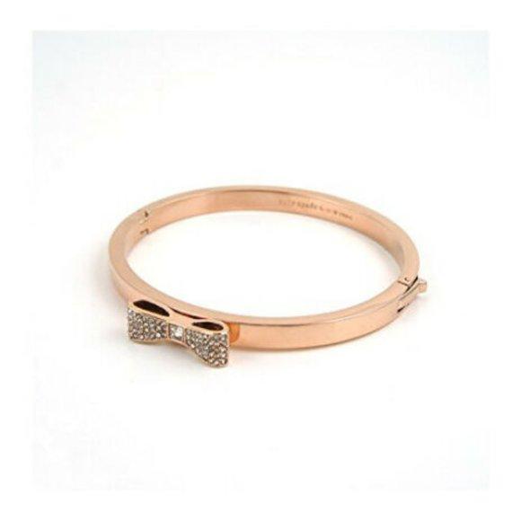 Kate Spade New York Ready Set Bow Bangle Bracelet